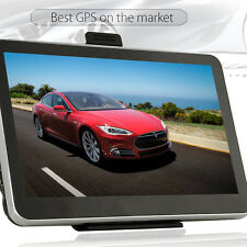 "Portable 7"" Car GPS Navigation HD 3D Game DVR Video Nav Wifi Sat BT FM Navigator"