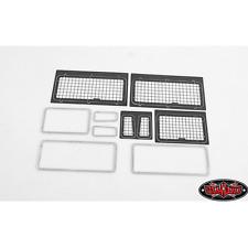 RC4WD Complete Windows Guard Set for Land Rover Defender D90 VVV-C0115