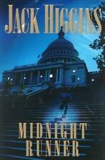 Midnight Runner Higgins, Jack Hardcover