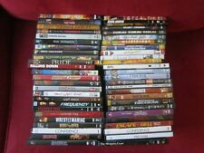 Lot of 50 DVD's Action Comedy Childrens Drama