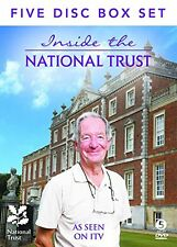 Inside The National Trust with Michael Buerk - 5 DVD BOXSET