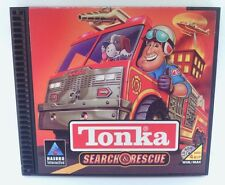 Tonka Search & Rescue (Ages 4+) PC CD-ROM for Windows 3.1/95/98 Free US shipping