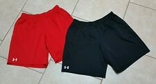 Lot of 2 Men's Under Armour Loose-Fit Athletic Basketball Shorts SZ XL