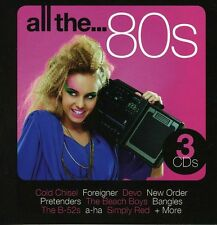 All The 80s (2012, CD NEUF)