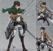 Max Factory Figma Attack on Titan Eren Yeager PVC Figure FM1506