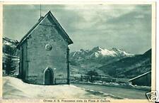 ve 103 Anni 30 PIEVE DI CADORE (Belluno) Chiesa S.Francesco - non viagg.FP