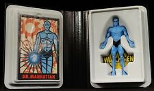 "2013 MATTEL DC SIGNATURE SERIES WATCHMEN DR MANHATTAN 6"" ACTION FIGURE MIB"