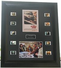 """THE BANK JOB""    FILM  CELL MOUNT FRAMED Crime & Thrillers"