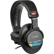 Sony MDR-7506 Circumaural Closed-Back Professional Monitor Headphone