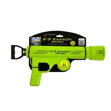 MINI K-9 KANNON TENNIS BALL LAUNCHER by Hyper-Pet - FOR MINI TENNIS BALLS!