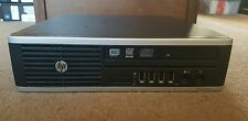 Hp dc 8200 ultra slim, 2GB ram, 320GB hdd, intel pentium G630 processeur 2.7 ghz