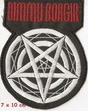 Dimmu Borgir  - patch - FREE SHIPPING