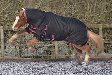 """Protuff Turnout Horse Rug fixed neck Combo 1200d 250g 6'9"""" BNWT MW"""