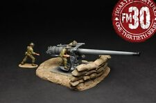 FIGARTI WW2 AMERICAN WAKE ISLAND WIA-003 U.S. 5 INCH NAVAL GUN & CREW MIB
