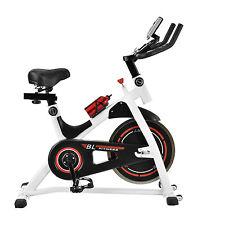 [in.tec] Home Trainer Bike Fitness Bike Trim Wheel Indoor Cycling Bike Saddle