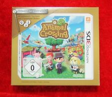Animal Crossing Neuf Leaf (Feuille) Premium Edition, 3D Nintendo 3DS Jeu, neuf