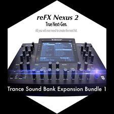reFX Nexus Trance Sound Bank Bundle 1