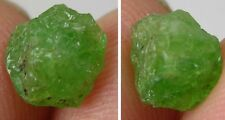1.70ct Africa 100% Natural Rare Rough Demantoid Garnet Crystal Specimen .30g