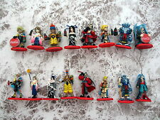 Final Fantasy X Complete 16 Coca Cola Figure Real Deformation Color Sets