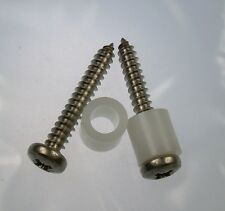 Mk2 Escort Fuse Box Spacers & Stainless Steel Screws RS2000 Mexico Harrier NEW!