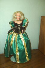 EVERGREEN PRINCESS  BARBIE LIMITED EDITION WINTER PRINCESS COLLECTION