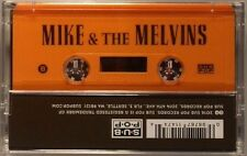 Mike & The Melvins THREE MEN & A BABY New Sealed Orange Colored Cassette Tape
