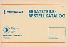 Ersatzteilebestellkatalog Trabant P601 vom Stand 1.1.1985, VEB Kraftfahrzeugwerk