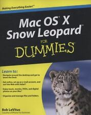 Mac OS X Snow Leopard For Dummies (For Dummies (Computer/Tech))