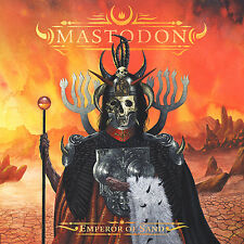 Mastodon 'Emperor Of Sand' CD - New Album (Out March 31st)