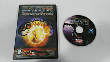 EARTH 2150 ESCAPE FROM THE BLUE PLANET JUEGO PC CD-ROM ESPAÑOL TOPWARE