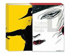 Vampire Hunter D, The Collected Art by Hideyuki Kikuchi   9781595821102