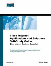 Cisco Internet Applications and Solutions Self-Study Guide: Cisco Inte-ExLibrary