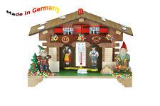 Wetterhaus mit Thermometer aus dem Schwarzwald, Made in Germany