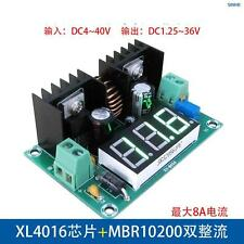 XL4016E1 DC4-40V to DC1.25-36V 8A Step-down Power Module PWM Digital Regulator
