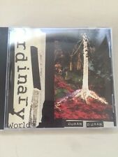 Duran Duran Ordinary World 4TRACK CD Maxi-Single w/My Antarctica, Save A Prayer+