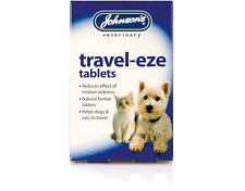 JOHNSONS Travel-Eze Tablets for cats & dogs