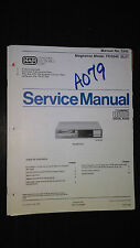 Magnavox fd2040 service manual Stereo Compact disc cd player