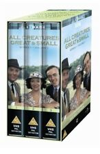ALL CREATURES GREAT AND SMALL VIDEO VHS SERIES 1 VOLUME 1 RARE TV SERIES DRAMA