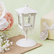 12 Love Lights The Way Vintage Candle Lamp Bridal Shower Wedding Favors