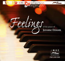 FIM | Feelings Of The Piano Of Jerome Etnom Ultra HD CD NEU