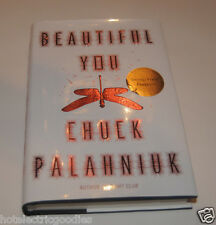 Beautiful You by Chuck Palahniuk SIGNED Autographed NEW book 1/1 HC