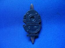 PORTUGAL PORTUGUESE ARMY MILITARY DIVER COURSE BADGE 47mm