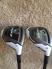 Taylormade RBZ Rocketballz 19° 3 and  22° 4 Hybrid(s) Regular Flex Graphite