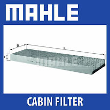 Mahle Pollen Air Filter (Cabin Filter) - Carbon Activated LAK70 (Peugeot 607)