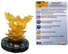 Marvel Heroclix Uncanny X-Men-Phoenix #053b Súper Rara SR Prime