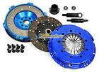 FX STAGE 2 CLUTCH KIT+10.4 LBS ALUMINUM FLYWHEEL BMW 323 325 328 525 528 M3 Z3