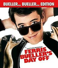 Ferris Bueller's Day Off (2017, REGION A Blu-ray New)
