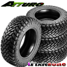 4 Atturo Trail Blade M/T 33X12.50R20 114Q Off Road Mud Tires LT 33x12.50x20 NEW
