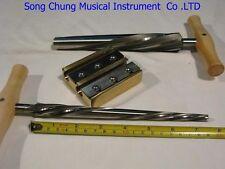 Cello make tool, CELLO PEG HOLE REAMER+CELLO PEG SHAVE+CELLO END PIN REAMER