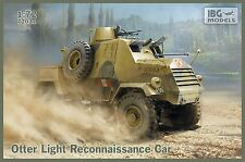 IBG Models 1/72 Scale Otter Light Reconnaissance Car Kit No. 72031